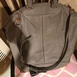 Alexander Wang Large Emile in dove gray